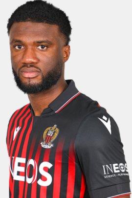 Terem Moffi Lorient Stats Palmares